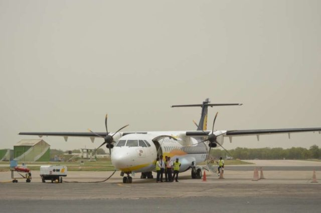 Jet Airways. (File Photo: IANS) by .