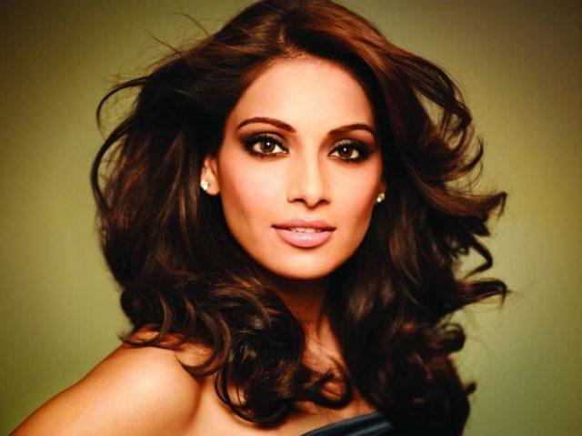 Actress Bipasha Basu by .
