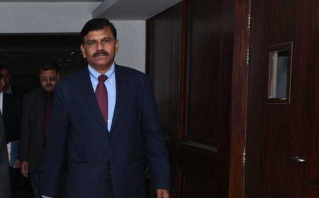 M. Nageswara Rao. (File Photo: IANS) by .