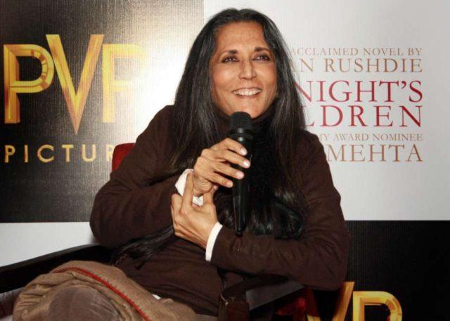 Filmmaker Deepa Mehta. (File Photo: IANS) by .