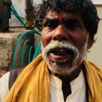 Sporting a burly moustache, Nawal Das from Vidisha in Madhya Pradesh. (Photo: Mohit Dubey/IANS) by .