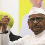 New Delhi: Social activist Anna Hazare addresses a press conference in New Delhi, on Jan 21, 2019. (Photo: IANS) by .