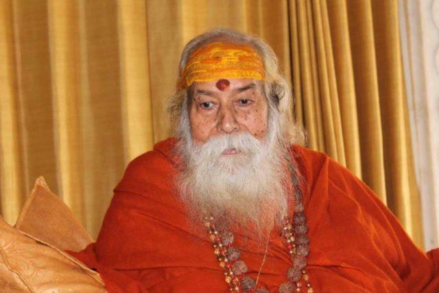 Shankaracharya Swami Swaroopanand Saraswati.(File Photo: IANS) by .