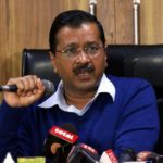 New Delhi: Delhi Chief Minister Arvind Kejriwal addresses a press conference in New Delhi on Feb 14, 2019. (Photo: IANS) by .