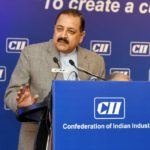 """New Delhi: Union Minister Jitendra Singh addresses at the inaugural session of the Summit on """"Integrity and Transparency in Governance"""" in New Delhi, on Jan 23, 2019. (Photo: IANS/PIB) by ."""