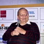 Ruskin Bond. (File Photo: IANS) by .