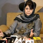 Srinagar: PDP president and Former Jammu and Kashmir Chief Minister Mehbooba Mufti addresses a press conference in Srinagar, on Dec 7, 2018. (Photo: IANS) by .