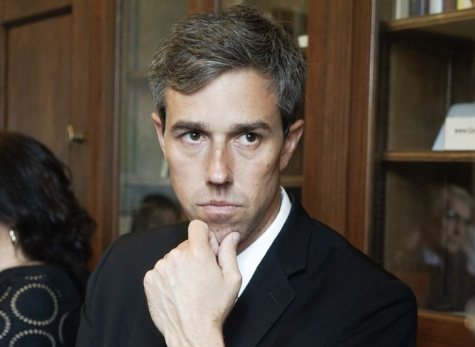 Robert O'Rourke. (Photo: Twitter/@RepBetoORourke) by .