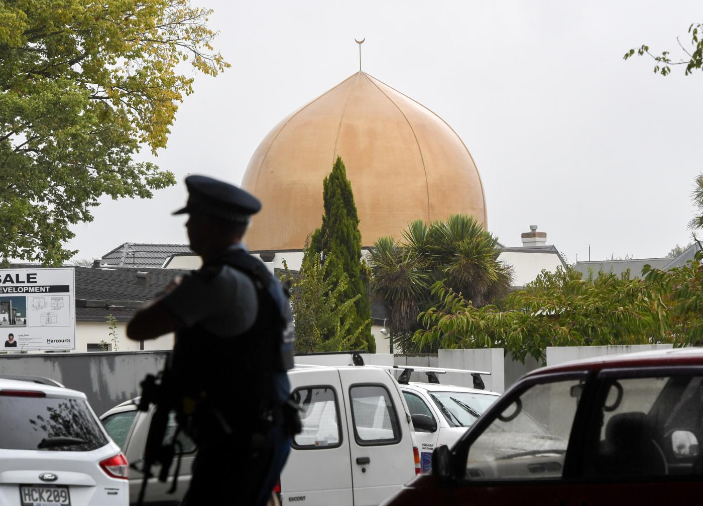 NEW ZEALAND-CHRISTCHURCH-DEATH TOLL by .