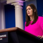 White House Press Secretary Sarah Huckabee Sanders. (File Photo: IANS) by .