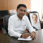 Pramod Sawant. (File Photo: IANS) by .