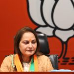 New Delhi: Actress-turned-politician Jaya Prada joins BJP in New Delhi, on March 26, 2019. (Photo: IANS) by .