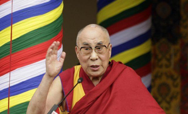Tibetan Spiritual leader Dalai Lama. (File Photo: IANS) by .