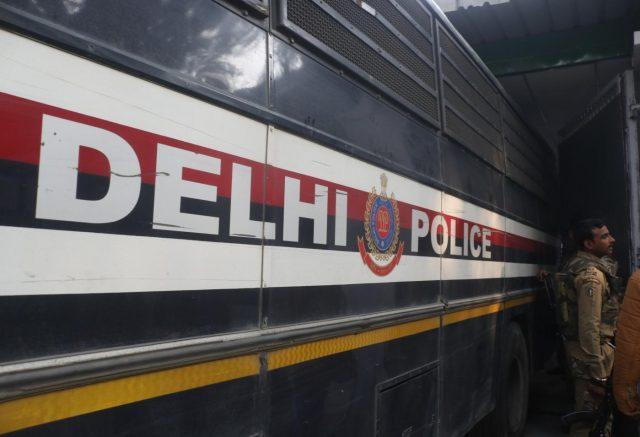 Delhi Police. (File Photo: IANS) by .