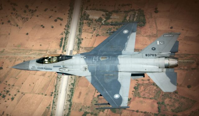 General Dynamics F-16A Fighting Falcon (401) - Pakistan - Air Force. (Free photo) by .