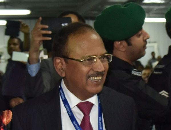 NSA Ajit Doval. (File Photo: IANS) by .
