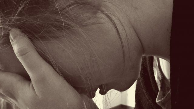 Stress. by .