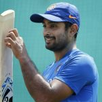 Nagpur: India's Ambati Rayudu during a practice session ahead of the second ODI match against Australia, at Vidarbha Cricket Association (VCA) Stadium, in Nagpur, on March 4, 2019. (Photo: Surjeet Yadav/ IANS) by .