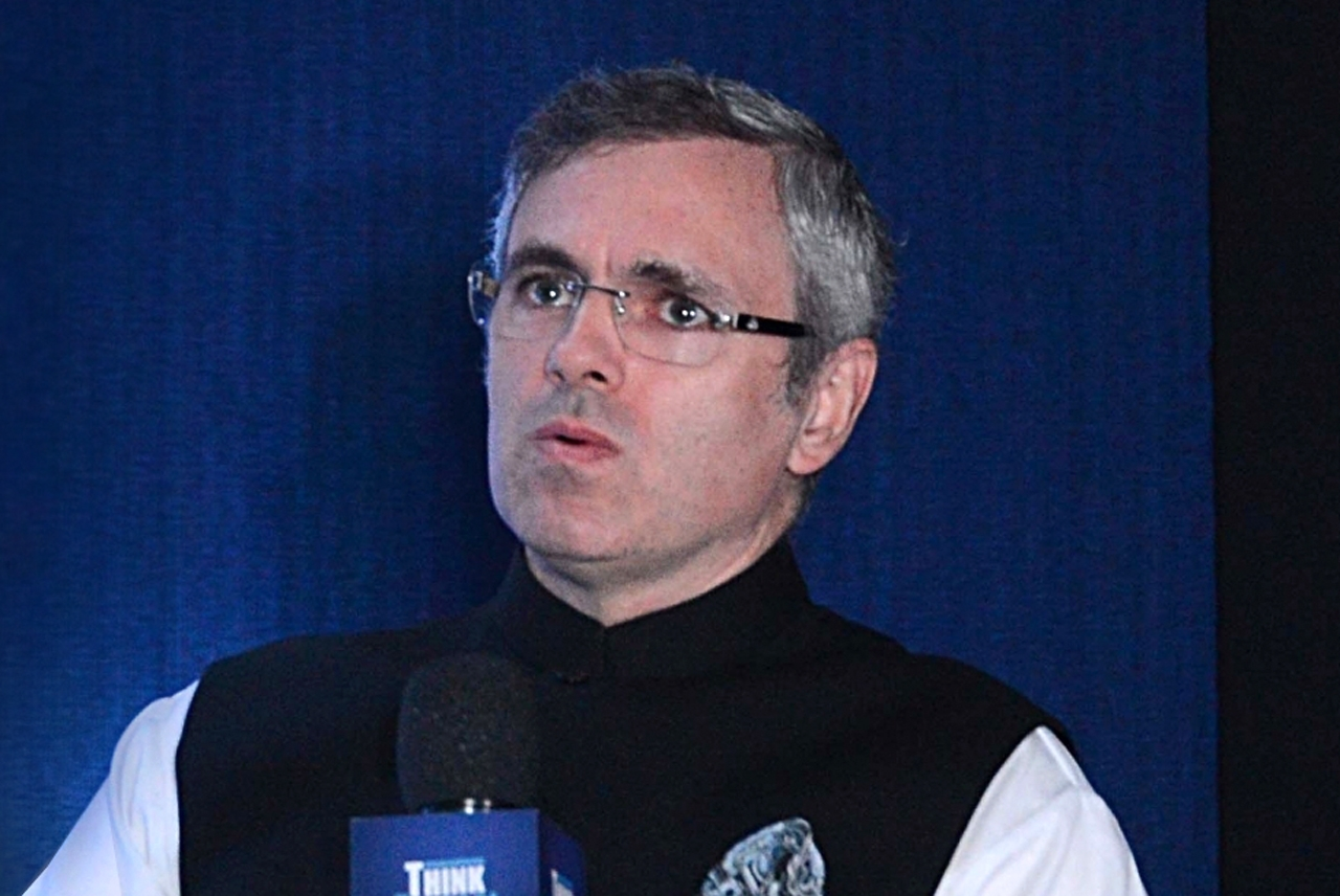 Omar Abdullah. (File Photo: IANS) by .