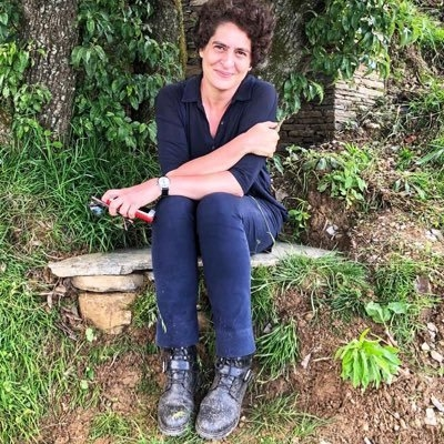 Congress General Secretary Priyanka Gandhi Vadra's change of display picture on Twitter -- from a sari-clad look to one in a pair of jeans -- got the social media world talking. (Photo: Twitter/@priyankagandhi) by .