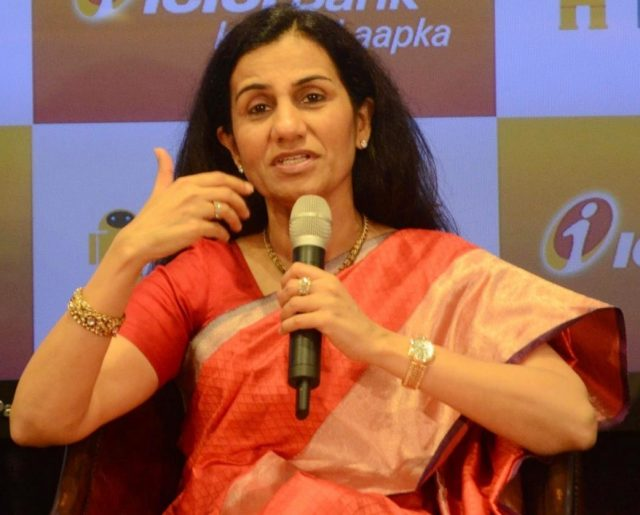 Chanda Kochhar. (File Photo: IANS) by .