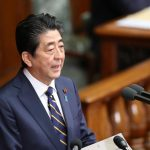 JAPAN-TOKYO-ABE-POLICY SPEECH by .