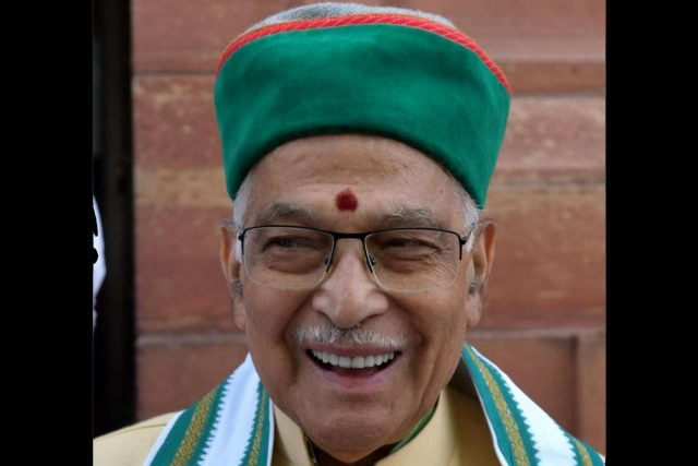 Murli Manohar Joshi. (File Photo: IANS) by .