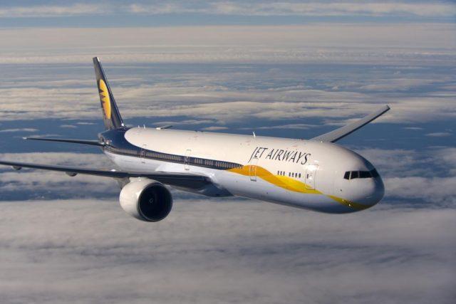 Jet Airways. (File Photo: Jet Airways) by .