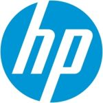 Hewlett-Packard (HP) logo. (File Photo: IANS) by .