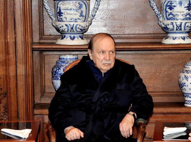 Algeria President Abdelaziz Bouteflika. (File Photo: IANS) by .