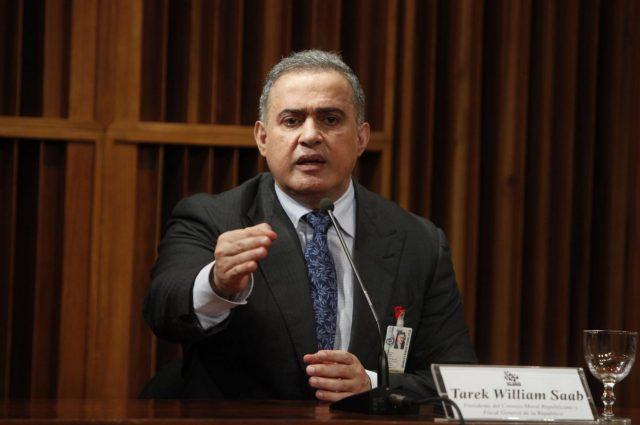 VENEZUELA-CARACAS-POLITICS-PROSECUTOR by .