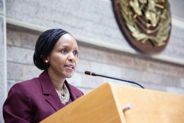 Joyce Msuya. (Photo: Twitter/@JoyceMsuya) by .