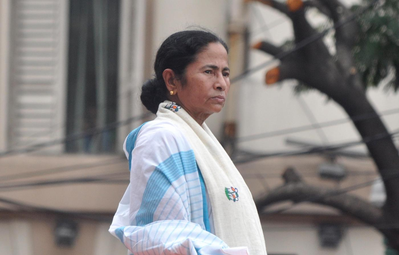 West Bengal Chief Minister and Trinamool Congress supremo Mamata Banerjee. (File Photo: IANS) by .