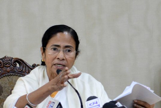 West Bengal Chief Minister Mamata Banerjee. (File Photo: IANS) by .
