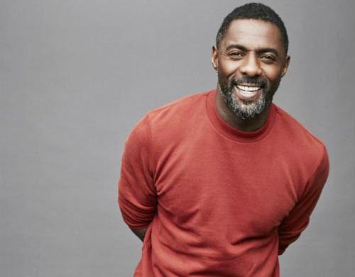 Idris Elba. (Photo: Twitter/@idriselba) by .