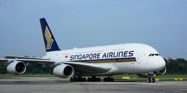 Singapore Airlines. (Photo: Twitter/@SingaporeAir) by .