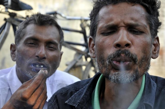 Smoking. (File Photo: IANS) by .