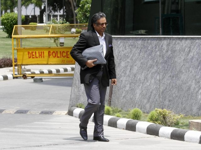 Delhi lawyer Gautam Khaitan. (File Photo: IANS) by .