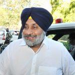 Punjab Deputy Chief Minister Sukhbir Singh Badal. (File Photo: IANS) by .
