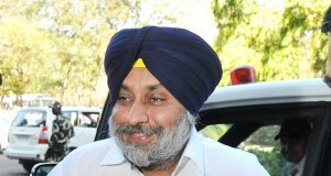 Punjab Deputy Chief Minister Sukhbir Singh Badal. (File Photo: IANS) by .