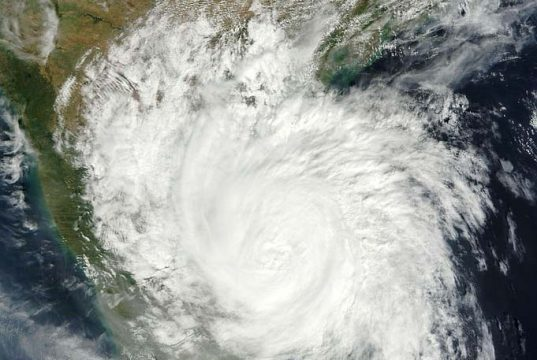 Cyclone. (Photo: IANS) by .