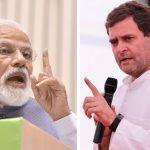 Narendra Modi and Rahul Gandhi. (File Photo: IANS) by .