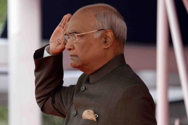 President Ram Nath Kovind. (File Photo: IANS/RB) by .
