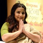 Patna: Actress Vidya Balan during a programme in Patna, on March 15, 2019. (Photo: IANS) by .