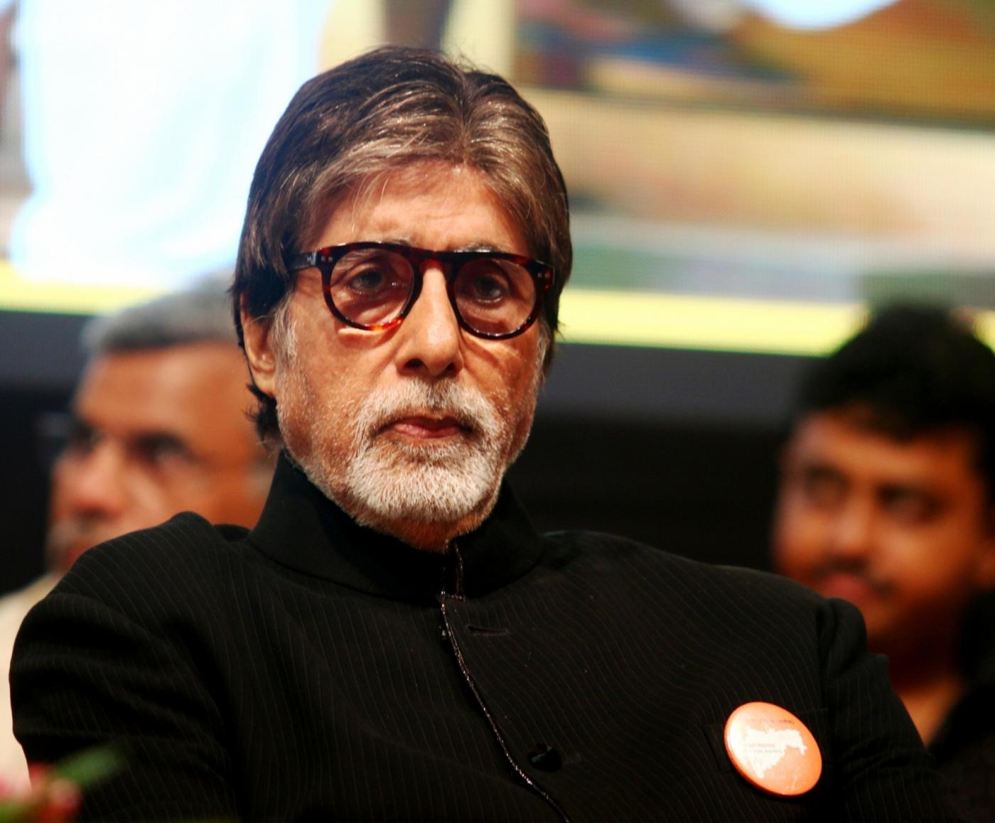 Actor Amitabh Bachchan. (File Photo: IANS) by .