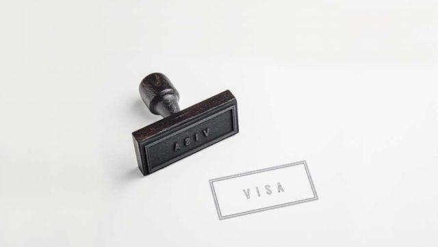 Visa. by .