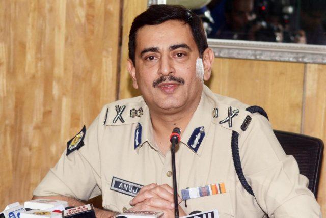 Anuj Sharma. (File Photo: IANS) by .