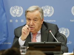 UN-SECRETARY-GENERAL-GUTERRES-PRESS CONFERENCE by .