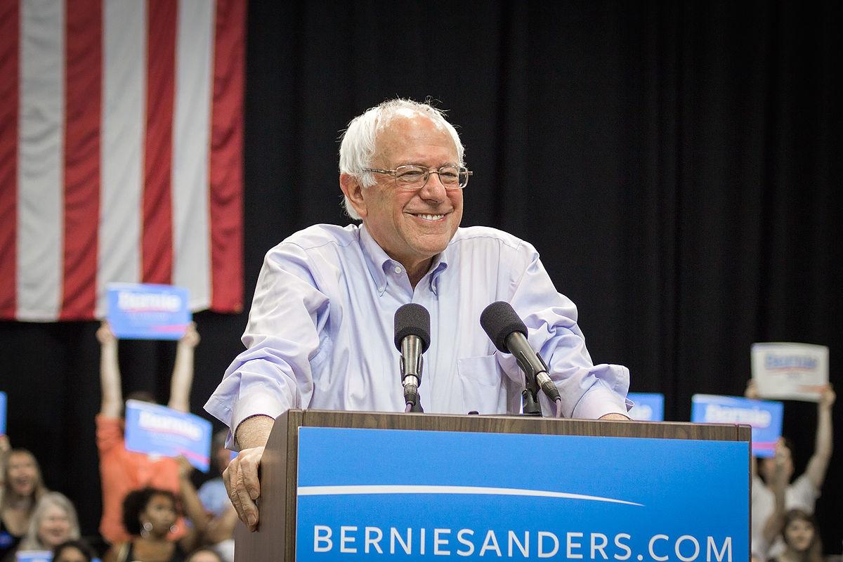Bernie Sanders (WikiMedia/Nick Solari photo) by .