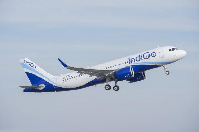 IndiGo. (File Photo: IANS) by .